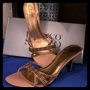Franco Sarto sling back sandals